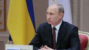 GAZOVYIY KONTRAKT Путин: Изменение газовых контрактов с Украиной не обсуждается, РФ уже недополучила $10 млрд.