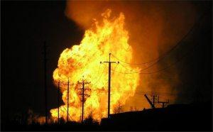 vzryivyi gazoprovodov Сильный взрыв прогремел на газопроводе в Польше, есть жертвы