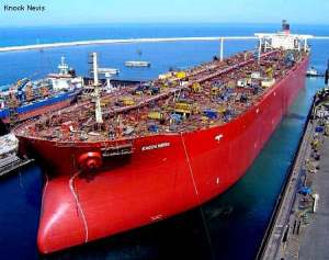sat Knock Nevis sea Gas Oil L 0,05 62  GOST 305 82