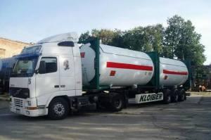 1 tank Продам Танк – контейнера (контейнер цистерна)  для перевозки сжиженных углеводородных  газов