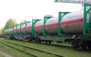 3 otgruzka gotovyih konteynerov tsistern zakazchikam Продам Танк – контейнера (контейнер цистерна) для перевозки сжиженных углеводородных газов