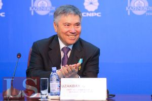 UZAKBAY KARABALIN Узакбай Карабалин назначен зампредом ассоциации KAZENERGY.