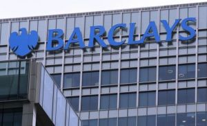 1 BARCLAYS BANK sat oil A CHECK FOR 100 MILLION BARCLAYS BANK
