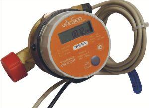 1 teploschetchik weser heat meter Теплосчетчик Weser Heat Meter п во Германия.